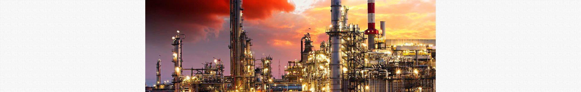 industria de la Petroquimica y refino